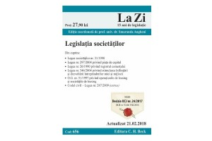 Legislatia societatilor Act. 21.02.2018