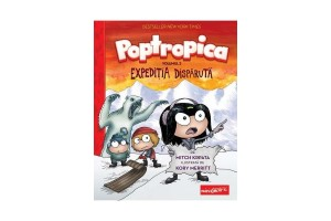 Poptropica. Expeditia disparuta - vol.2