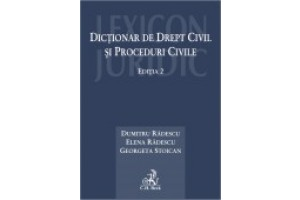 Dictionar de drept civil si proceduri civile ed.2