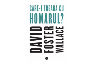 Care-i treaba cu homarul? - David Foster Wallace - Editura Black Button Books