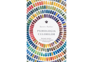 Psihologia culorilor - Karen Haller - Editura Baroque Books and Arts