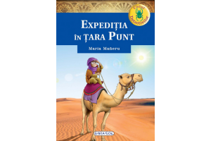 Expeditia in Tara Punt - Maria Maneru - Editura Girasol