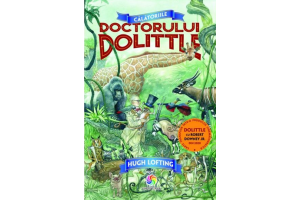 Calatoriile doctorului Dolittle - Hugh Lofting - Editura Corint