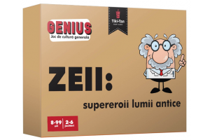 Zeii: supereroii lumii antice 8+ - Tiki-Tan Games