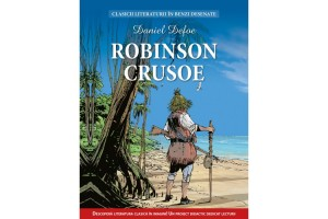 Benzi desenate - Robinson Crusoe