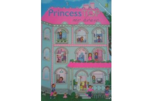 Princess Top - My house