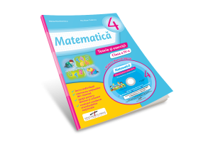 Matematica clasa a IV-a - teorie si exercitii + CD