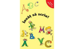 ABC Invat sa scriu! - Editura Nomina