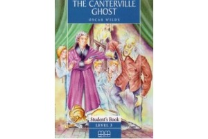 The canterville ghost (pack) – student's book + CD