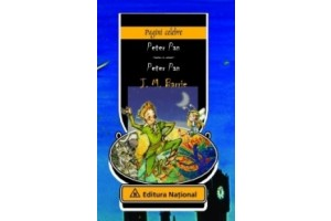 Peter Pan (rom-eng)