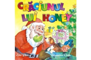 Craciunul lui Honey - Florentina Chiflu - Editura Media Erc Press