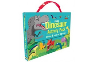 Dinosaur. Activity pad - set de activitati educative