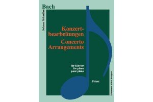 Bach - Concerto Arrangements (for piano)