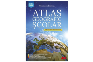 Atlas geografic scolar - Constantin Furtuna - Editura All