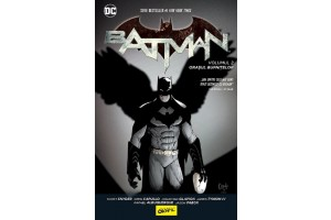 Batman Vol.2: Orasul bufnitelor - Scott Snyder, Greg Capullo - Editura Art