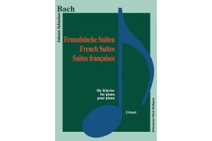 Bach – French suites (for piano)