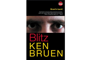 Blitz - Ken Bruen - Editura The Do Not Press