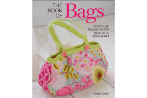 Book of Bags. 30 Stylish Projects for Beautiful Sewn Bags - Cheryl Owen - Editura Lifestyle Books