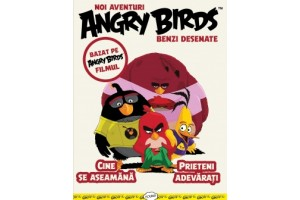 Angry Birds - benzi desenate