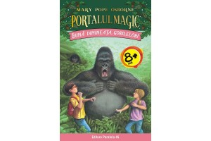 Portalul magic 22: Buna dimineata, gorilelor! - Mary Pope Osborne - Editura Paralela 45