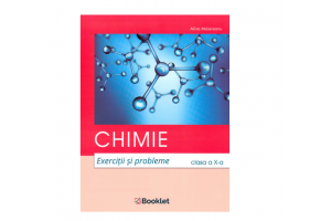 Chimie. Exercitii si probleme. Clasa a 10-a - Alina Maiereanu - Editura Booklet