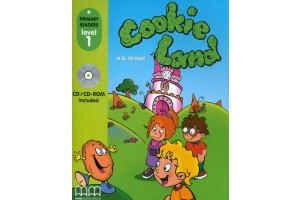 Cookie land level 1 + CD