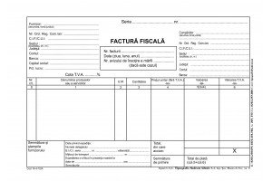 Facturier fiscal A5