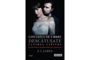 Cincizeci de umbre descatusate, Fifty Shades, Vol. 3