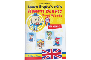 Learn English with Humpty Dumpty - first words (5-6 ani)