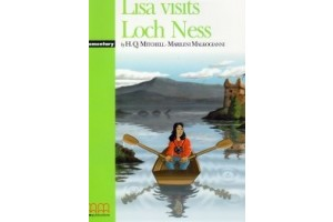 Lisa visits loch ness (pack) - elementary + CD