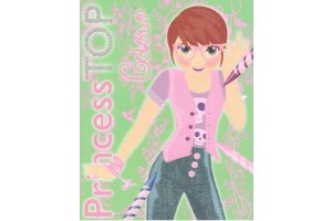 Princess Top - Colour (Verde)