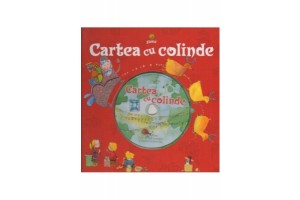 Cartea cu colinde (include CD)