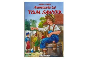 Aventurile lui Tom Sawyer - Mark Twain - Editura Flamingo