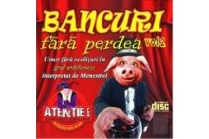 CD - Bancuri fara perdea vol. 2