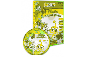 CD educativ - Piticlic in lumea gazelor (3-7 ani)