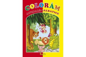 Coloram animale salbatice