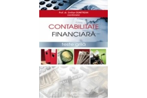 Contabilitate financiara. Teste grila