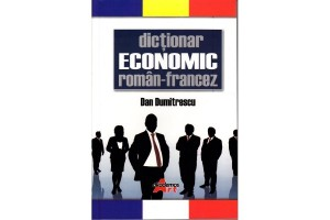 Dictionar economic roman-francez.