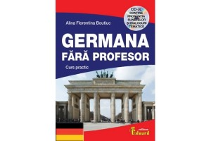 Germana fara profesor - curs practic (+CD)