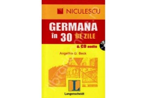 Germana in 30 de zile (+ CD audio)