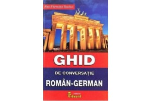 Ghid de conversatie roman-german(+CD)
