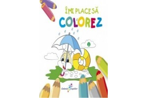 Imi place sa colorez