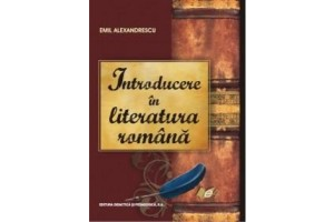 Introducere in literatura romana