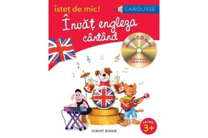 Invat engleza cantand + CD