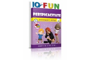 IQ FUN - Perspicacitate