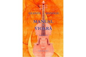 Manual de vioara vol. IV