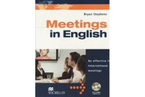 Meetings in english (+ CD)