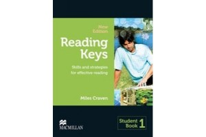 Reading Keys New Edition 1 Student Book: Skills and Strategies for Effective Reading