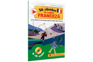 Sa cantam in limba franceza & CD audioac