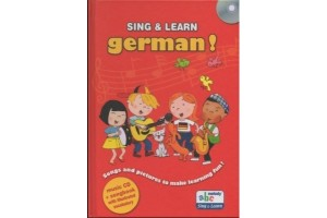 Sing & learn german! + CD audio